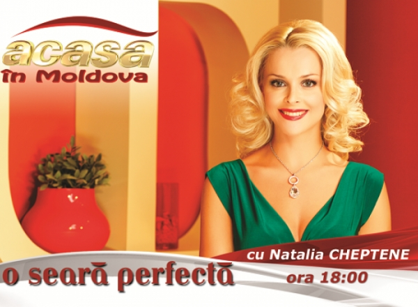 O seara perfecta cu Natalia Cheptene