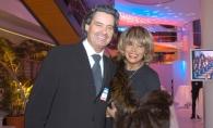 Tina Turner a fost mireasa la 73 de ani! Vezi imagini de la nunta - FOTO