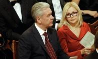 Galerie FOTO: Primarul Moscovei si sotia sa au divortat. Cum au dat marea veste