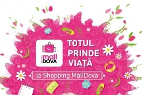 Shopping MallDova va rasfata femeile de 8 martie. Ce surprize le-a pregatit cel mai mare mall de la noi