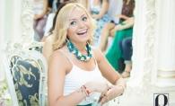 Kornelia Stefanet, insarcinata in 4 luni: Cum s-a distrat la primul shopping pentru bebelus - VIDEO