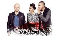 Sasha Lopez si-a lansat noul videoclip! Vezi ce bomba sexy este sotia lui in