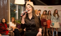Are o voce puternica si ambitii mari de viitor! Elena Javelea la petrecerea perfecte.md - VIDEO