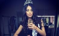 Stie sau nu imnul? Vezi cum il recita Miss Moldova invitata la O seara perfecta - VIDEO