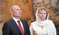 Aparitie in premiera dupa divort! Cum arata fosta sotie a lui Vladimir Putin - FOTO