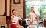 Fetele Aurei la shopping: ce si-au ales Lori si Beti de la brandul Lia Fia - VIDEO
