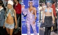 Dezastre vestimentare! Cele mai scandaloase tinute afisate de vedete pe covorul rosu - FOTO