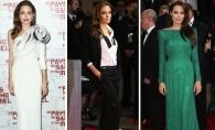 Top 10 cele mai reusite aparitii ale Angelinei Jolie pe covorul rosu - FOTO