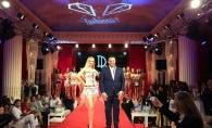 Si Van Damme i-a admirat creatiile! Daniel Racovizza si-a prezentat colectiile la Cannes - FOTO