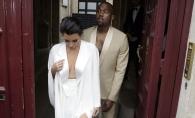 Vezi primele imagini de la nunta anului: Ce rochie de mireasa a purtat Kim Kardashian - FOTO