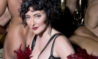 Aparitie PENIBILA la Premiile Muz TV! Lolita si-a aratat sanii lasati, intr-o tinuta vulgara - FOTO