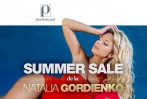 Perfecte.md te invita la Summer Sale cu Natalia Gordienko. Acum ai sansa sa porti si tu tinute de vedeta