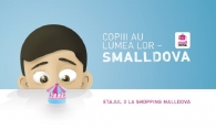 La Shopping MallDova copiii au lumea lor - SMallDova!