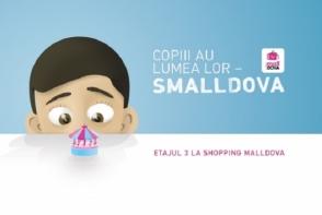 Cat faci shopping, piciul tau se distreaza! Copiii se bucura de lumea lor la Smalldova - VIDEO