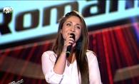 Elena Javelea, moldoveanca de la Vocea Romaniei: