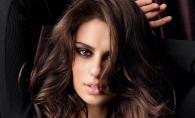 Una din cele mai cotate modele din Romania, Catrinel Menghia, fara machiaj. Cum arata de fapt