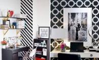 Idei creative pentru amenajarea biroului!Transforma spatiul de munca in unul care te inspira