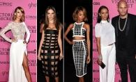 Rochii semitransparente, in alb-negru: Cum s-au imbracat vedetele la after party-ul Victoria's Secret