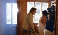 Nicolai Bascov si-a filmat iubita pe fonul ghetarilor din Islanda. Cat de senzuali au fost cei doi - FOTO