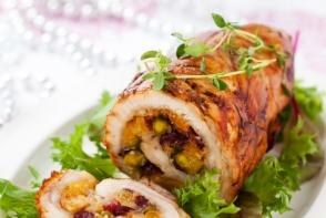 Rulada cu carne: o reteta apetisanta, de iarna