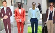 Cei mai bine imbracati barbati ai anului 2014. Vezi topul celor mai stilate tinute - FOTO