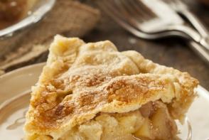 Prajitura cu mere: deliciul culinar al iernii