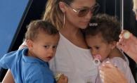 Gemenii lui Jennifer Lopez implinesc 7 ani! Iata cat de mari au crescut - FOTO