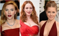 Cele mai sexy roscate din showbiz: noul val de tinere talente versus actritele consacrate - FOTO