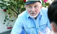 Gheorghe Urschi, distrat de un iluzionist! Iata cum a fost surprins artistul - VIDEO