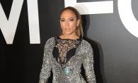 Jennifer Lopez, intr-o rochie care abia i-a acoperit posteriorul! Ce au surprins fotografii - FOTO