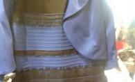 Alb cu auriu sau albastru cu negru? Care este culoarea rochiei ce a impartit internetul in doua?