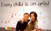 Andra si Catalin Maruta s-au gandit la un nume pentru fetita lor! Cum va fi botezata micuta - FOTO