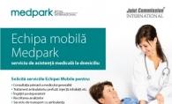 "Medpark lanseaza ""Echipa Mobila"" - serviciu de asistenta medicala la domiciliu"