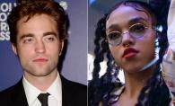 Logodnica lui Robert Pattinson a pozat nud! Cu ce fotografie si-a innebunit fanii - FOTO