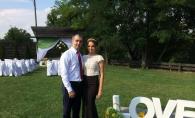 Deputatul Sergiu Sirbu a publicat o poza emotionanta cu sotia si fiica sa! Cum s-au lasat fotografiate
