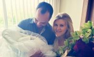Karizma, a revenit la munca, la doar doua saptamani dupa ce a nascut! Cum a fost surprinsa - FOTO