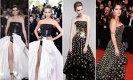 De pe catwalk direct pe covorul rosu! Iata rochiile care au facut furori la Cannes Film Festival