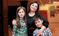 Geta Burlacu, impreuna cu fiica sa, la un eveniment! Cat de mare s-a facut Elvira - FOTO