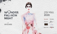«Wonder fashion night» - prima prezentare de moda din Moldova in  aer liber