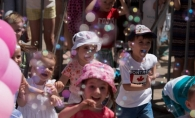 "Copiii nascuti la Medpark si prietenii lor au sarbatorit ""Medpark Baby Fest 2015"" - VIDEO"