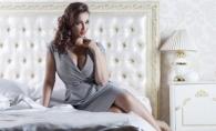 Anfisa Cehova, sedinta foto in costum de baie. Vezi cum arata vedeta cu forme voluptoase - FOTO