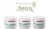 Cosmetica naturala Antos, renumita in Italia, a organizat o petrecere in cadrul careia invitatele au putut participa la un master class oferit de 3 maseuri - VIDEO