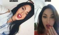Seamana leit! Ea este sosia lui Megan Fox - FOTO