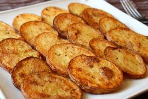 Cartofi Cottage: un alt fel de cartofi prajiti cu putine calorii - VIDEO