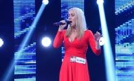Blonda, sexy si canta formidabil! Vezi cum a impresionat o basarabeanca juriul de la X Factor cu piesa lui Beyonce - VIDEO