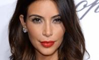 Kim Kardashian, cu sanii la vedere, in luna a cincea de sarcina! Vedeta a intors toate privirile - FOTO