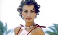Seducatoare chiar si la 81 de ani! Sophia Loren intr-o reclama pentru Dolce & Gabbana - FOTO