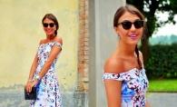 Cum sa nu gafezi la o nunta! Fashion bloggerita Cristina Surdu te invata cum sa te imbraci corect la un astfel de eveniment - FOTO