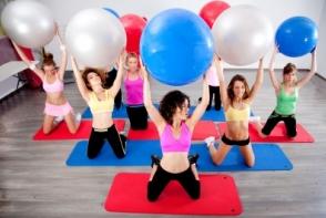 Mingea de fitness potrivita pentru tine! Invata sa o alegi