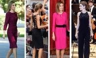 Regina Spaniei, prea sexy si provocatoare? Tinutele cu care aceasta a facut furori - FOTO